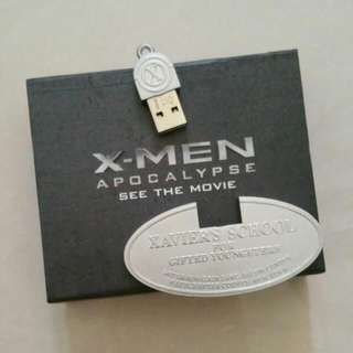 """LIMITED EDITION """"X-Men: Apocalypse"""" Collectable USB"""