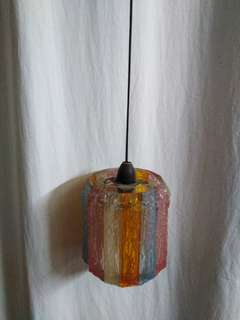 Antic hanging light 50yrs old