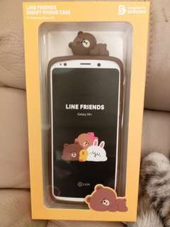 熊大手機膠殼 Line Friends Smart Phone Case (For S9+ only)