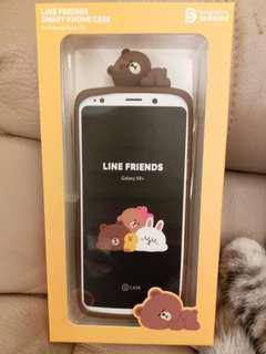 熊大手機膠殼 Line Friends Smart Phone Case (For S9+ only)