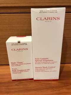 Clarins Tonic & Stretch Mark Control