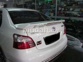 Toyota Vios TRD spoiler with LED Brakelight Bodykit