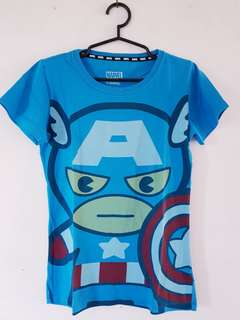 Limited Edition Baby Captain America