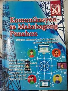 Komunikasyon sa Makabagong Panahon