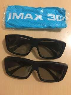 IMAX 3D 眼鏡