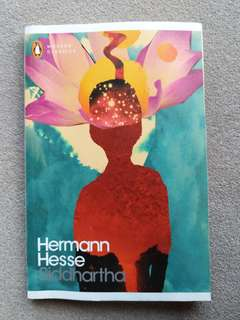 Siddhartha, novel by Hermann Hesse