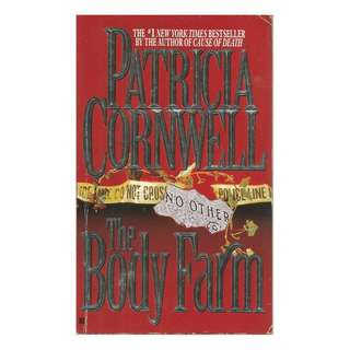 Patricia Cornwell - The Body Farm