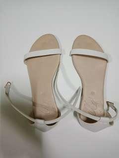 Sandals (white)