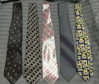 Assorted Necktie 100 each