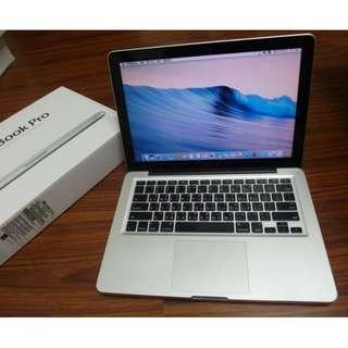 """【出售】Apple MacBook Pro 13"""" 筆記型電腦 (雙SSD硬碟)"""