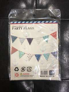 Party Flags (Sailor)