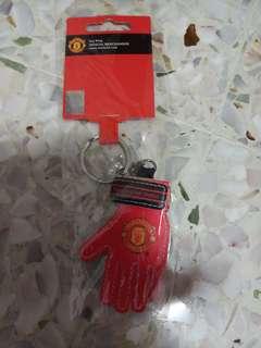 Manchester United Key Ring