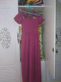 Long dress/gown