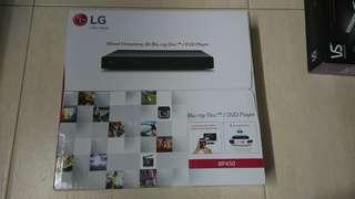 LG Blu-ray & DVD Player