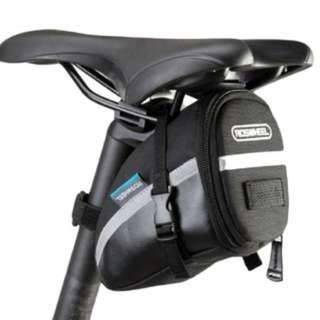 (988)Waterproof Bike Saddle Bag Cycling Seat Pouch Bicycle Tail Rear Storage Bag