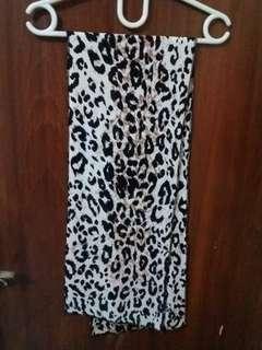 Leopard Scarf Syal