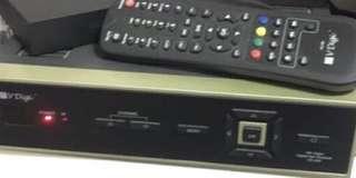 VDigi HD Vision Higher-tier Receiver VD-306 機頂匣 解碼器 機頂盒