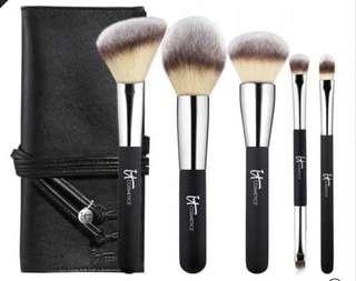 It Heavenly Luxe Brush Set