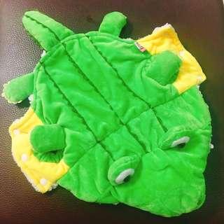 🚚 寵物衣-小鱷魚8號