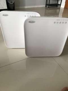 Air purifier Europace 3300s