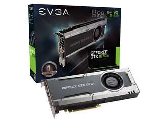 EVGA GeForce GTX 1070 Ti GAMING (WT trade)