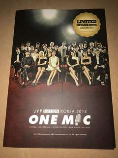 JYP NATION KOREA 2014