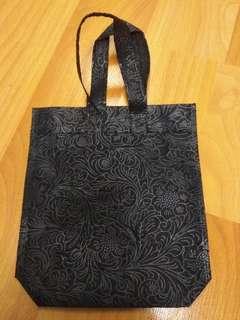 Black bag for wedding & door gifts