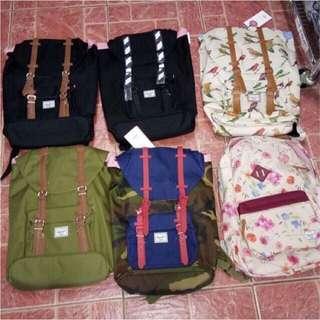 Authentic HERSCHEL 16/21/25L Backpack