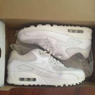 White Airmax 90s