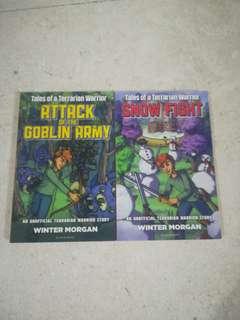 Terraria books
