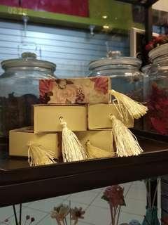 Box for wedding & door gifts