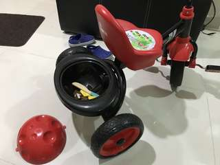 Tricycle Toddler