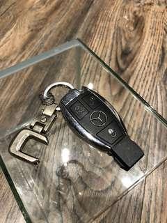 平治 Mercedes Benz C250 原裝車匙