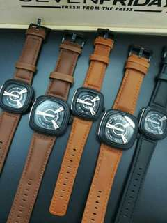 Seven Friday Watches complete package