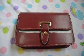 Sling Bag Maroon/Red