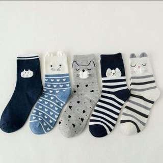 Bundle 2 (5 pairs)