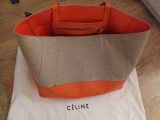 Celine tote bi colour