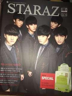 韓國 STARAZ Magazine (2014.02)