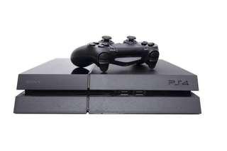 Playstation 4 Jailbroken 500GB (sold)