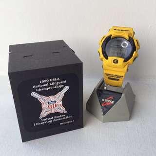 Jam tangan casio vintage g shock dw9700 UL 9T Usla