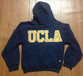 Russel UCLA Hoodie Jacket Authentic