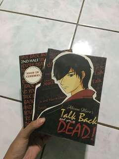 (WATTPAD) TALK BACK AND YOURE DEAD