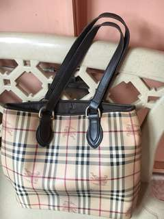 100% authentic Burberry Bag