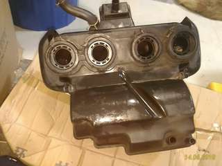 Cb400 Vtec 1/2/3 airbox