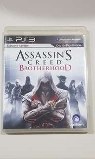 PS3 Game - Assassin's Creed Brotherhood
