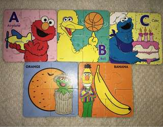 Assorted Puzzle Set for Toddlers