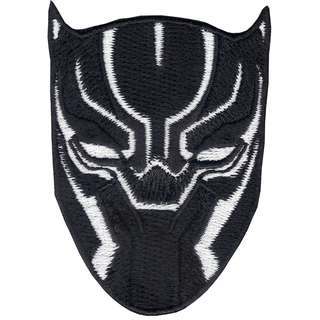 Black Panther Tactical Morale Velcro Patch
