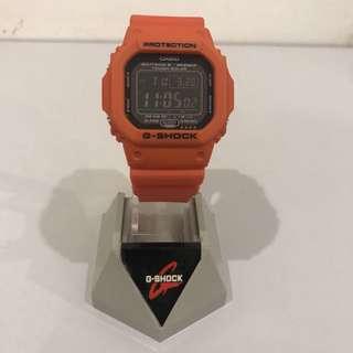 Jam tangan casio g shock GW M5610 MR - 4JF JDM