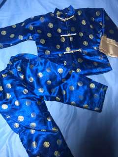 Chinese baby outfit