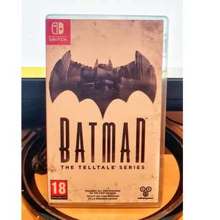 Nintendo Switch Batman Telltale Series (ENG)
